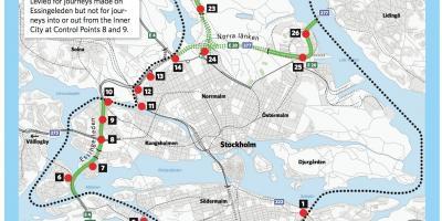 kart over stockholm Stockholm kart   Kart Stockholm (Södermanland og Uppland, Sverige) kart over stockholm